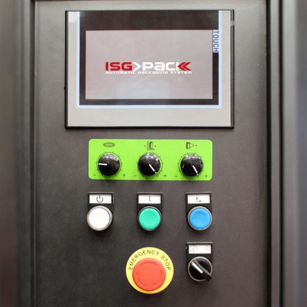 control panel Ultra Wrap 2000 BWF