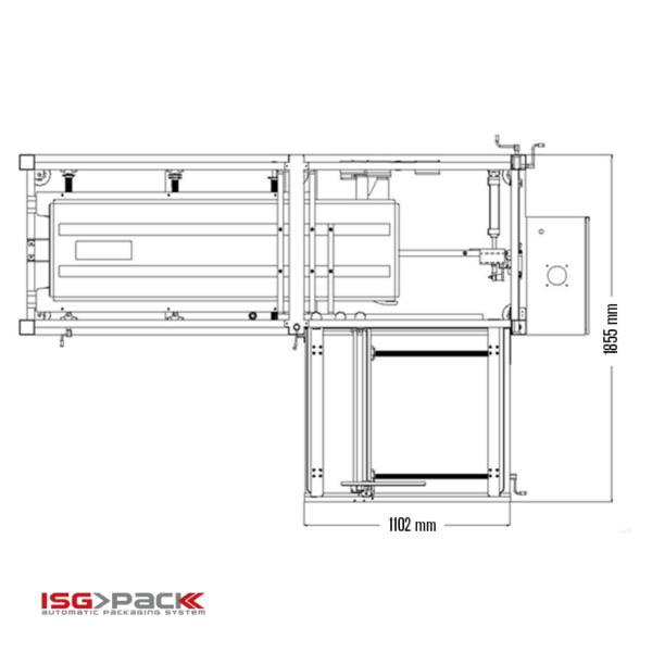 Automatic case erector   Scheme 1