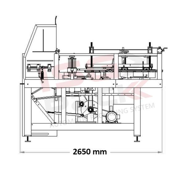 Detail 5 | High speed carton erector