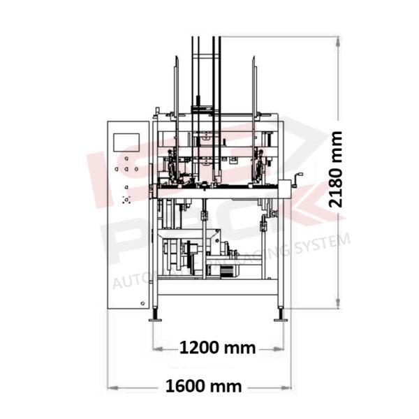 Detail 4 | High speed carton erector