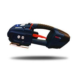 Reggiatrice a batteria modello Hurricane - ISG PACK