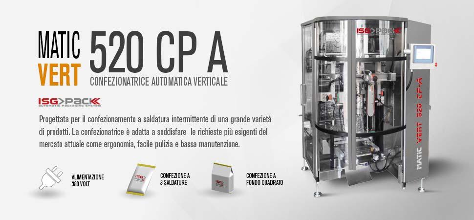scheda confezionatrice verticale automatica
