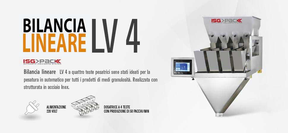 Bilancia lineare lv4