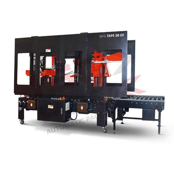 nastratrice automatica autodimensionante Matic Tape 50 CF