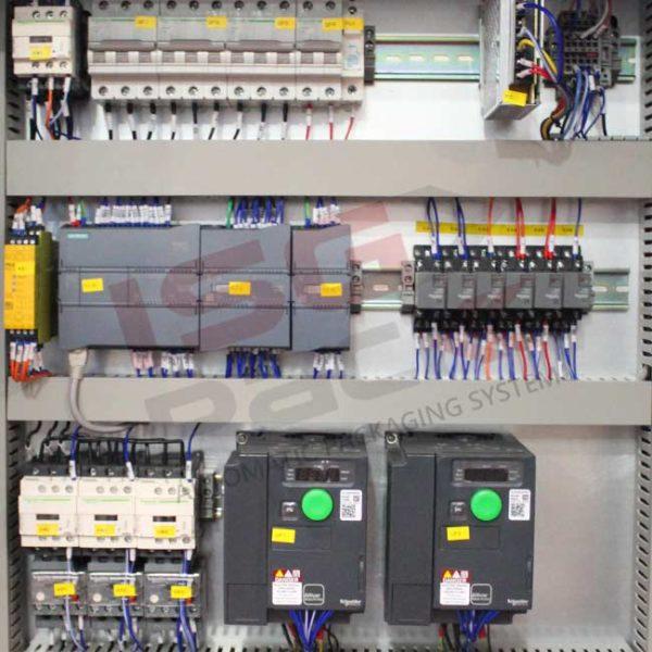 Quadro elettrico con PLC Siemens