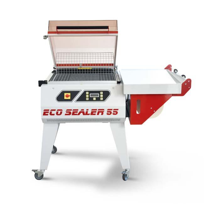 macchina confezionatrice termoretraibile a campana Eco Sealer 55