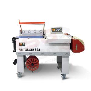 Confezionatrice angolare semiautomatica Flexy Sealer 85A