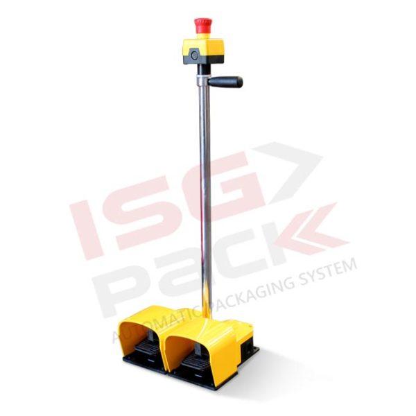 Comandi di gestione pressino fasciapallet Easy Wrap 2000 A DW