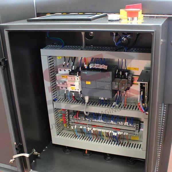 Quadro elettrico nastratrice combinata Combi Packer 50 SBR