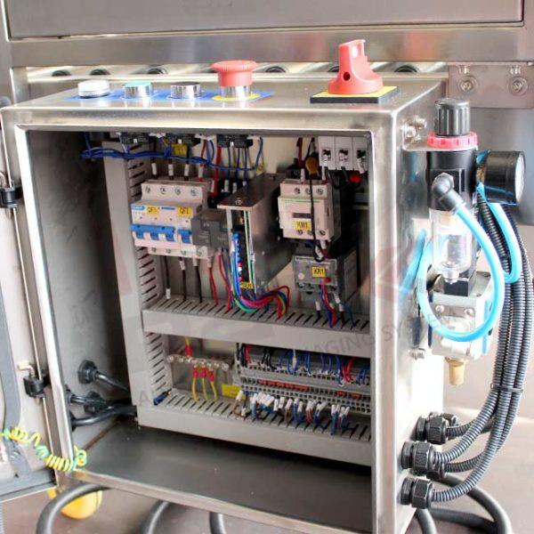 Quadro elettrico nastratrice automatica auto tape 50 CF