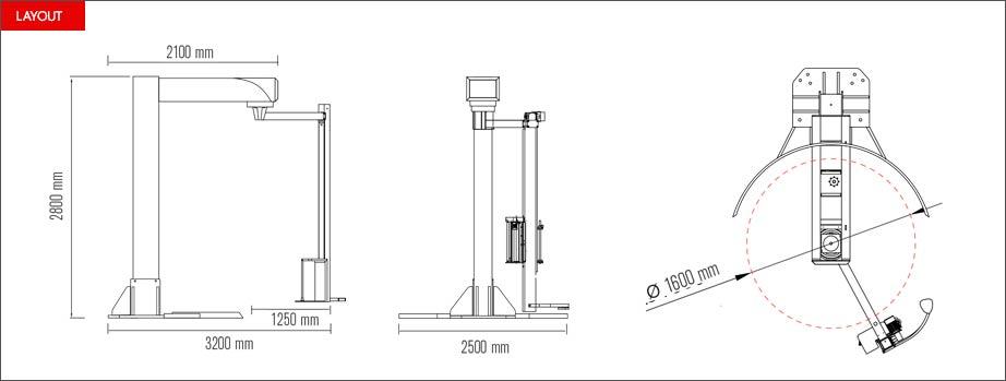 Layout Roto Wrap 1000 AE