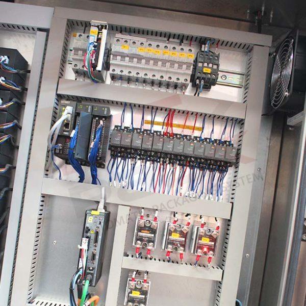 quadro elettrico CONFEZIONATRICE VERTICALE COMBI VERT 420 IP-P