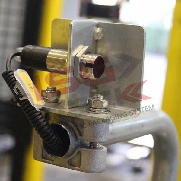 sensori fotocellule linea avvolgipallet