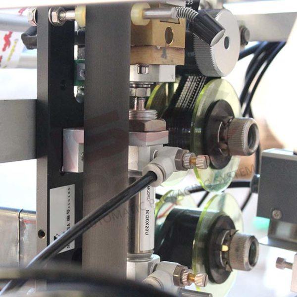 Gestione tempi di saldatura macchina verticale Matic vert 420 PP