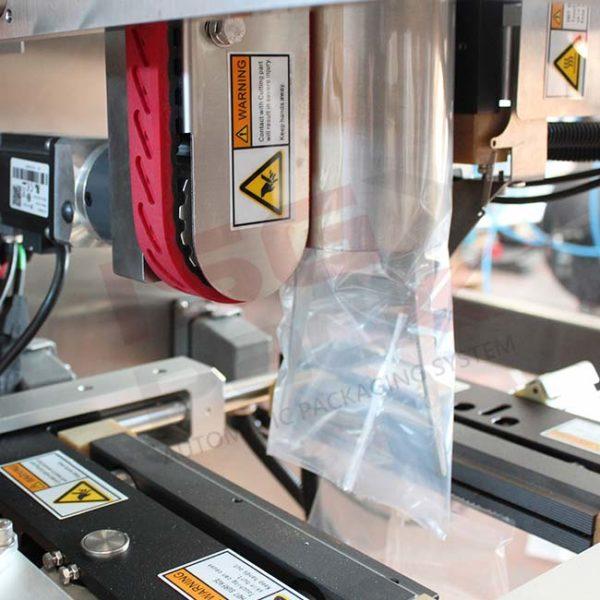 sistema di trascinamento prodotto macchina verticale