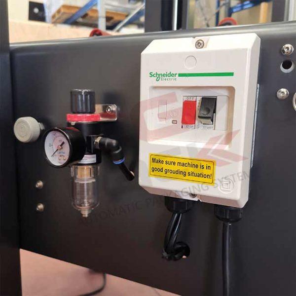 Quadro accensione Schneider natratrice semiautomatica