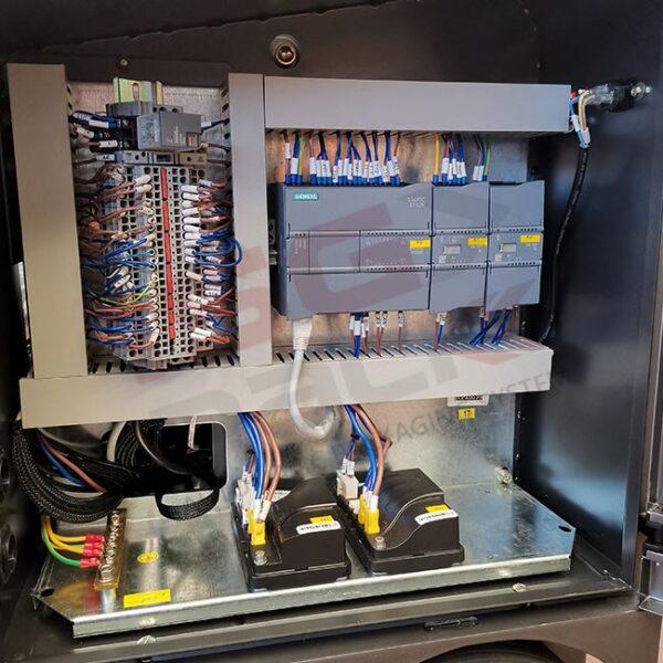 Quadro elettrico Robo Wrap 600A