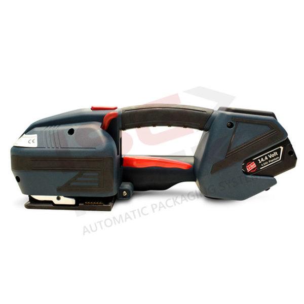 Tendireggia a batteria shark per PP-PET da 13-16 mm. Scheda 1