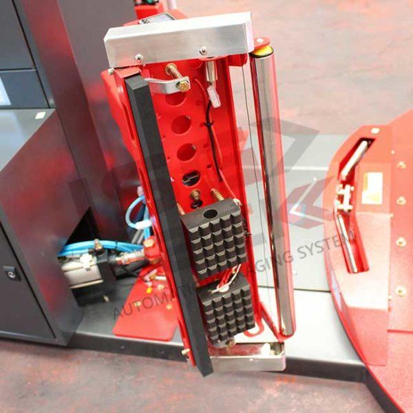 New pallet film sealing system