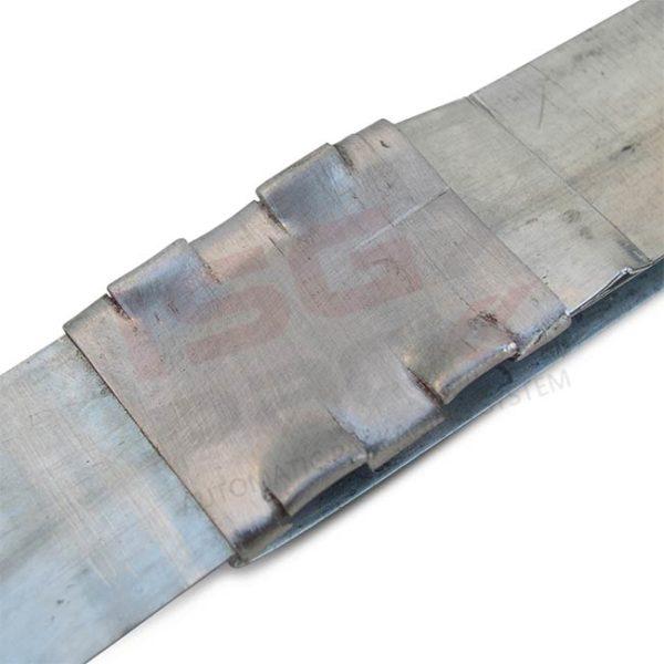 Reggia in acciaio addoppia incisione