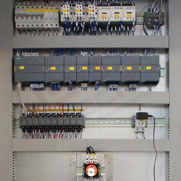 Gestione macchina mediante PLC Siemens