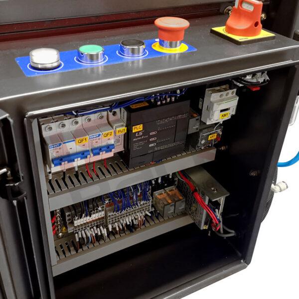 Nuovo sistema PLC per nastratrice Auto Tape 50 CF