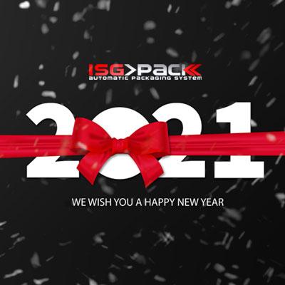 Buon Anno nuovo da ISGPACK