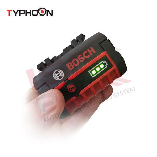 Batteria Bosch per tendireggia elettrico Typhoon