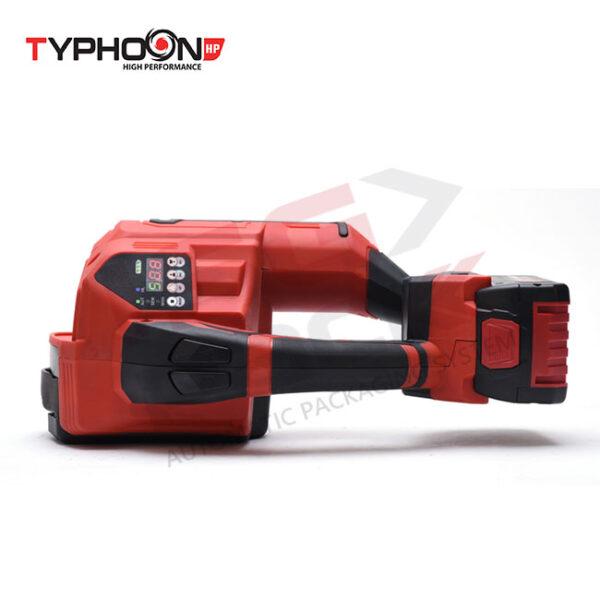 Tendireggia a batteria Typhoon HP con batteria Bosch da 14V