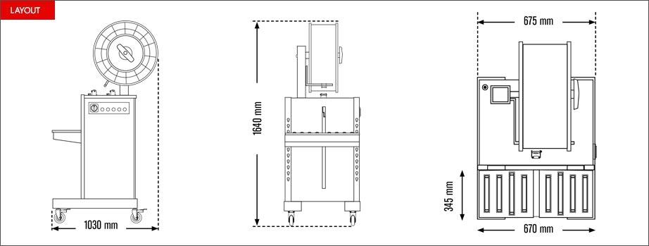 Layout Eco Strap 501 YSS