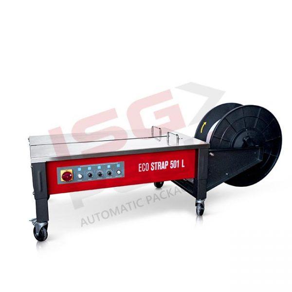 Reggiatrice carrellata semiautomatica Eco Strap 501L