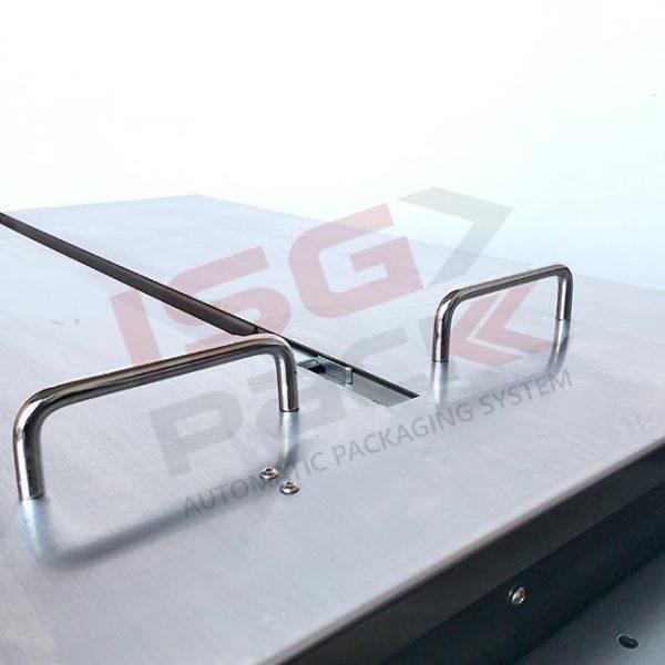 Sistema fermo scatola reggiatrice Eco Strap 501L