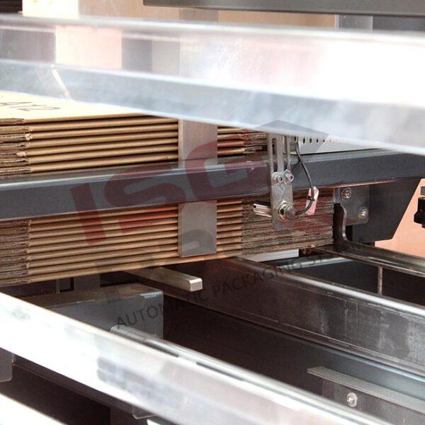 Sistema prelevamento scatole