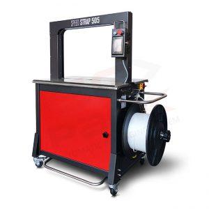 Reggiatrici automatiche per scatole e colli di vario genere modello Speed Strap 505 per reggia in polipropilene