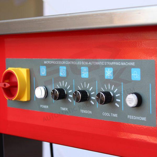 Eco Strap 501 control panel