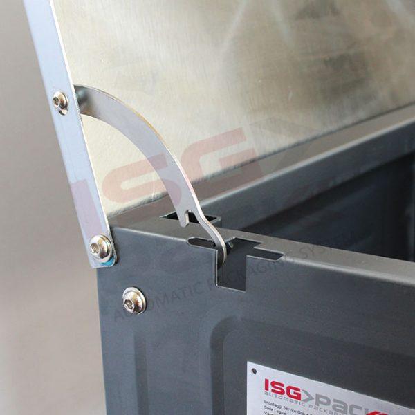 Worktop opening system. Eco Strap 501 worktop adjustment