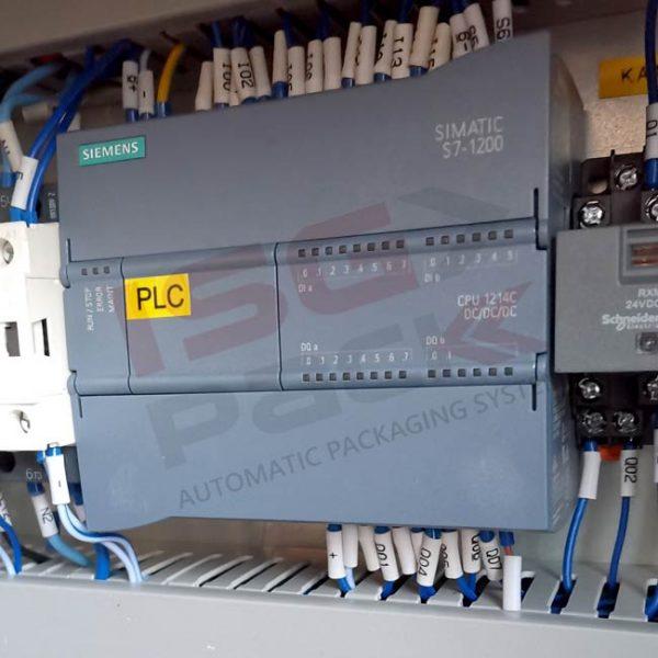 PLC Siemens reggiatrice automatica