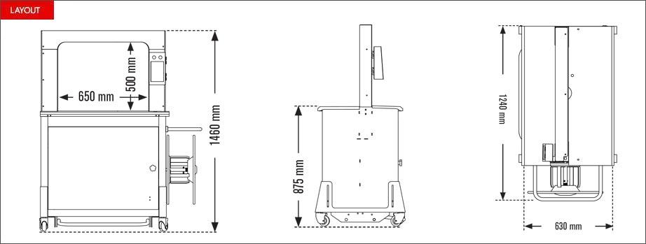 Layout Speed Strap 505