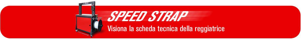 Caratteristiche tecniche Speed Strap